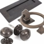 Solid Bronze Door Furniture