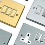 Electrical Light Switches & Sockets