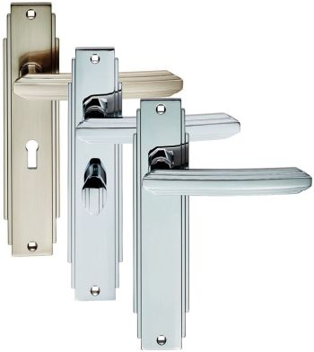 CB Art Deco Door Handles