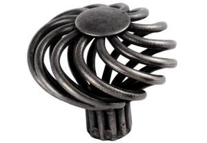 Steel Cage Mushroom Cabinet Knobs