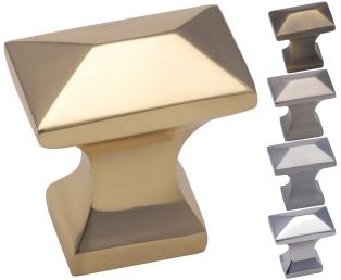 Pyramid Cabinet Knobs