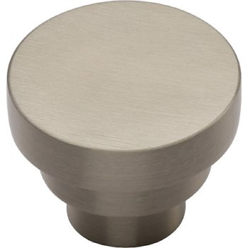 Round Stepped Cabinet Knob