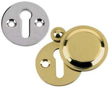 Victorian Escutcheon - Keyhole Cover
