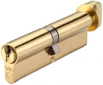 10 pin Security Euro Cylinder & Turn