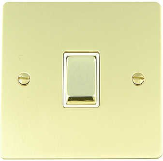 Flat Plate Light Switches