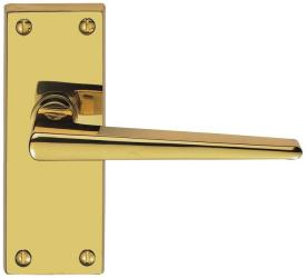 Contemporary Victorian Door Handles