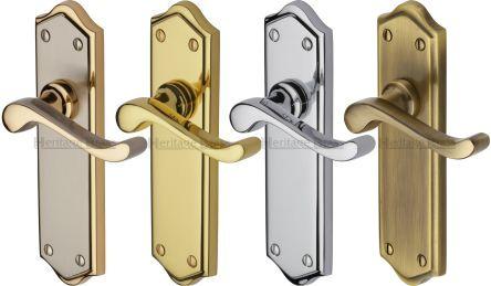 Buckingham Door Handles