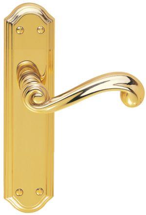 St George Short Door Handles