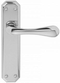 Eden Chrome Door Handles