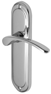 Ambassador Chrome Door Handles