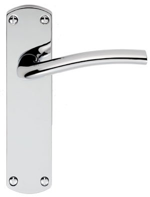 Cuart Chrome Door Handles
