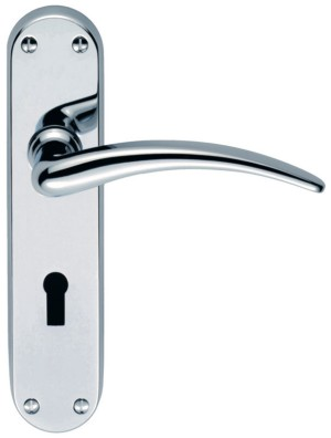 Euro Wing Chrome Door Handles