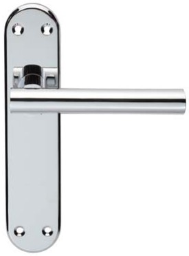 System Chrome Door Handles