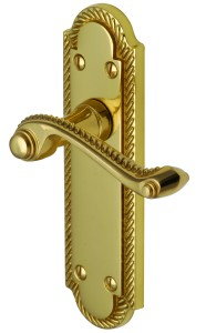 Gainsborough Brass Door Handles