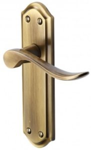 Antique Brass Door Handles | World of Brass