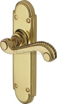 Adam Brass Door Handles