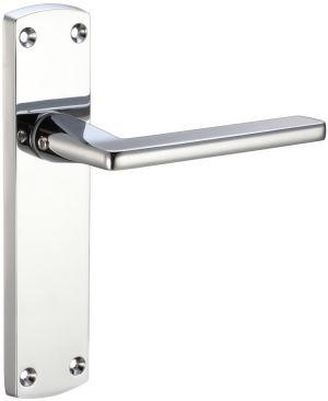 Leon Chrome Door Handles