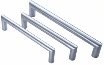 Stainless Steel Mitred Pull Handles