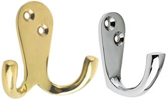 Brass Robe Hook