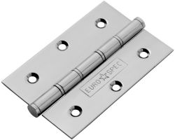 Stainless Steel Washered Hinges 3 inch
