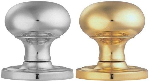 Mushroom Door Knobs (pair)