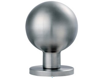 Stainless Steel Ball Door Knobs (pair)