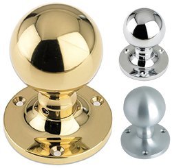 Architectural Ball Door Knobs