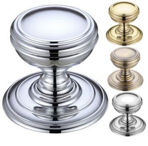 Fulton and Bray Plain Door Knobs
