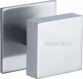 Square Centre Door Knob