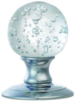 Ice Bubble Crystal Ball Door Knobs