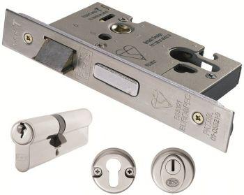 AQ Euro Cylinder Sashlock (BS3621)