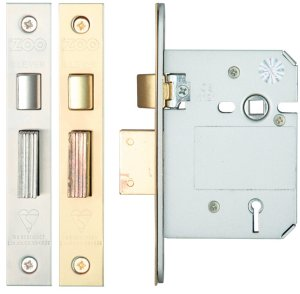 Zoo Keyed Alike British Standard 5 Lever Lock