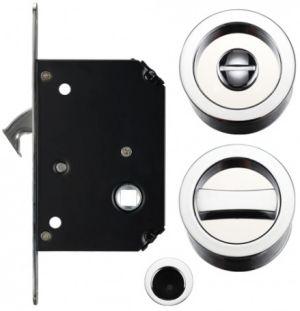 Sliding Bathroom Door Lock