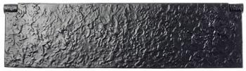 Foxcote Foundries Black Iron Letter Tidy