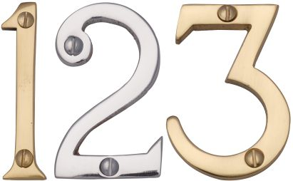Door Numerals (51mm)