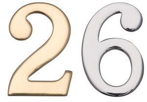 Self Adhesive Door Numbers (51mm)
