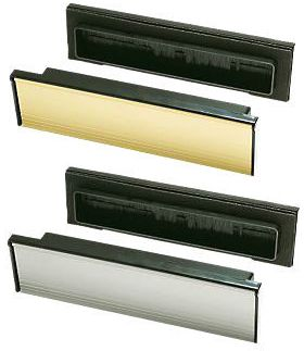 Sleeved uPVC Letter Boxes  sc 1 st  World of Brass : door letterboxes - pezcame.com