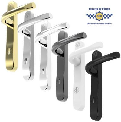 Pro Secure Multi Point Lock Door Handles