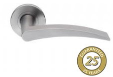 Steel Series Lever Door Handles 016