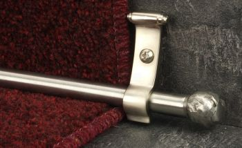 Stainless Steel Ball Stair Rods