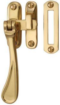 Heritage Brass Spoon Pattern Window Fastener