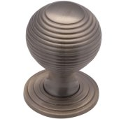Heritage Brass Queen Anne Cupboard Knob