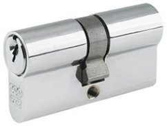 Architectural Euro Double Cylinder Lock