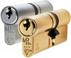 3 Star Security Euro Double Cylinder