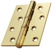 Brass Double Ball Bearing Hinges (pair)