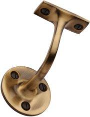 Heritage Brass Handrail Bracket