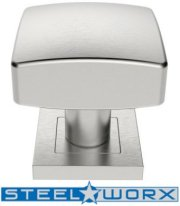 Stainless Steel Square Door Knobs