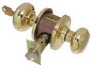 Weiser Troy Entrance Knobs
