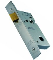 Upright Door Latch