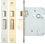 Zoo British Standard 5 Lever Lock